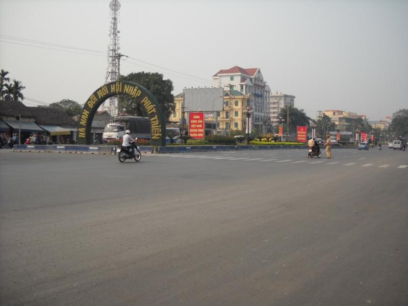 Trung tâm thành phố Phủ Lý - tỉnh Hà Nam