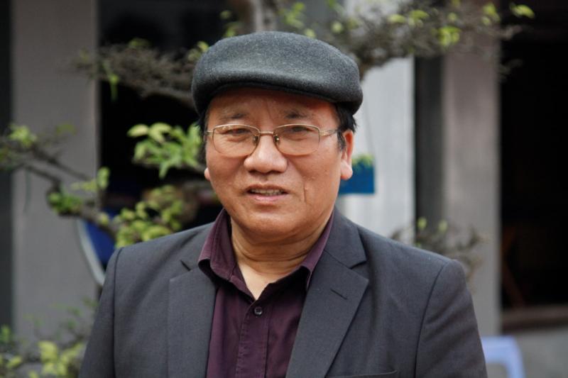 Nhà thơ Trần Đăng Khoa (nguồn internet)