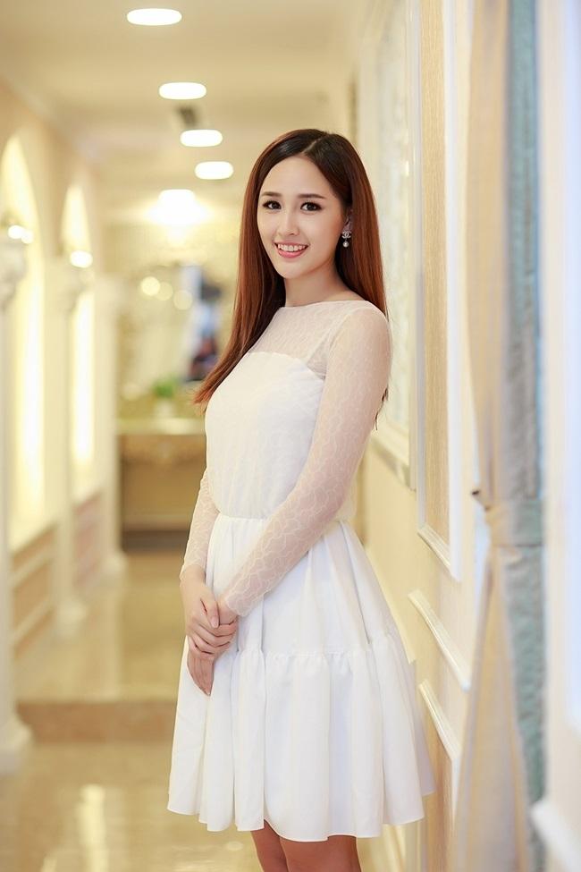 Hoa hậu Mai Phương Thuý