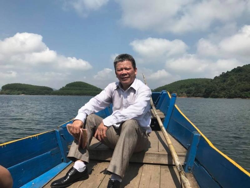 Tác giả Hoàng Minh Tuấn