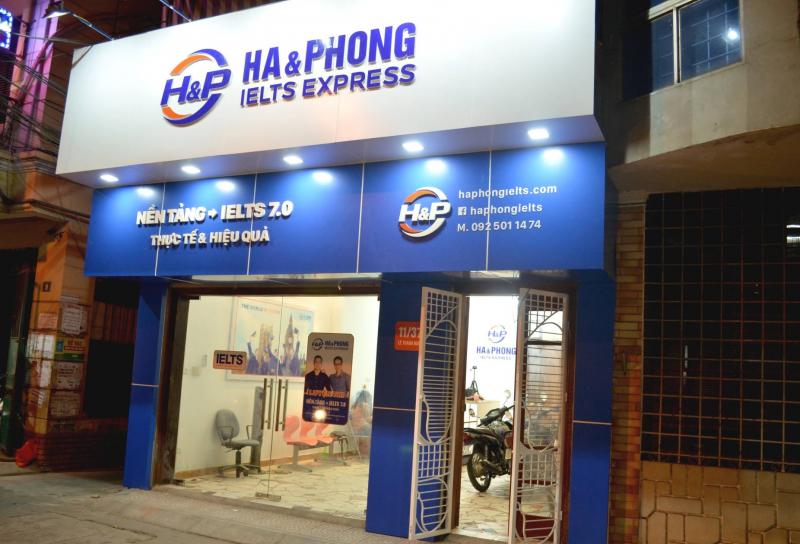 Ha Phong IELTS - Thầy Hà & Phong