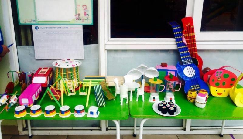 Công ty Hà Vũ có nhiều sản phẩm đồ chơi đẹp mắt, chất lượng.