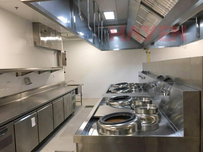 Top 5 Địa chỉ cung cấp thiết bị bếp ăn công nghiệp giá rẻ, uy tín, chất lượng nhất Hà Nội