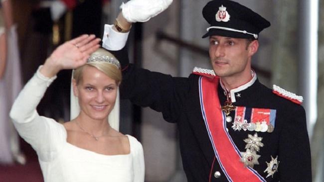 Thái tử Haakon Magnus và Công nương Mette-Marit