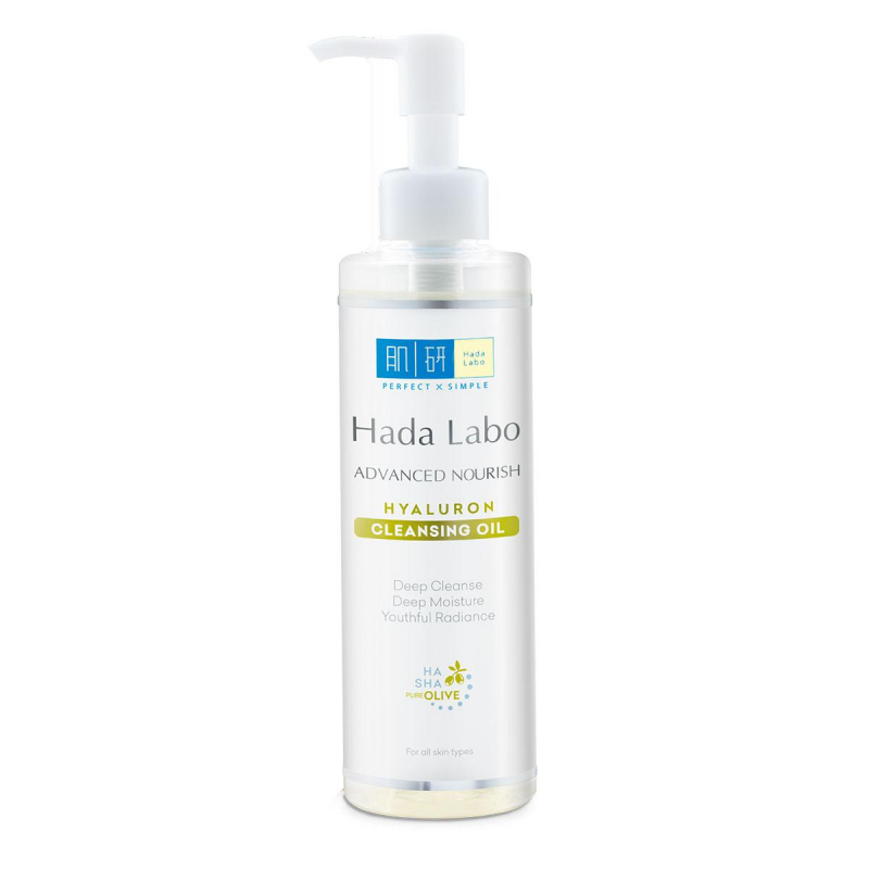 Hada Labo Advanced Nourish Hyaluron Cleansing Oil