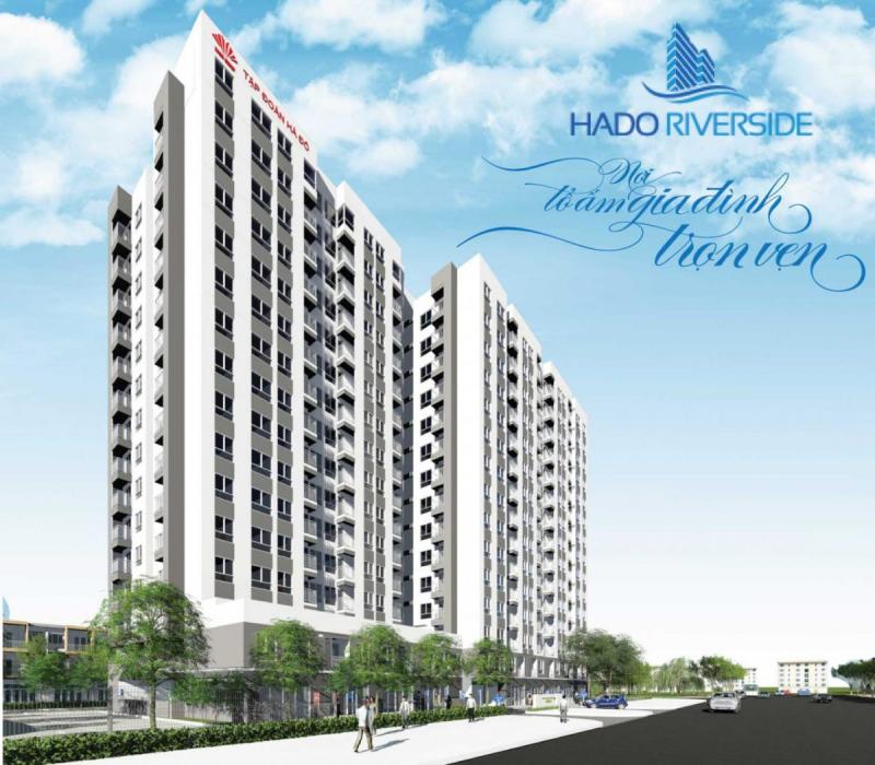 Chung cư Hado Riverside