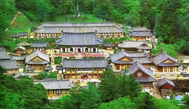 Haeinsa- Hàn Quốc
