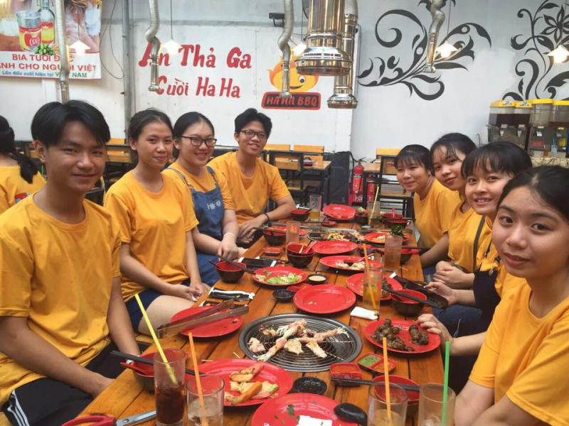 Haha BBQ - Nguyễn Văn Lượng