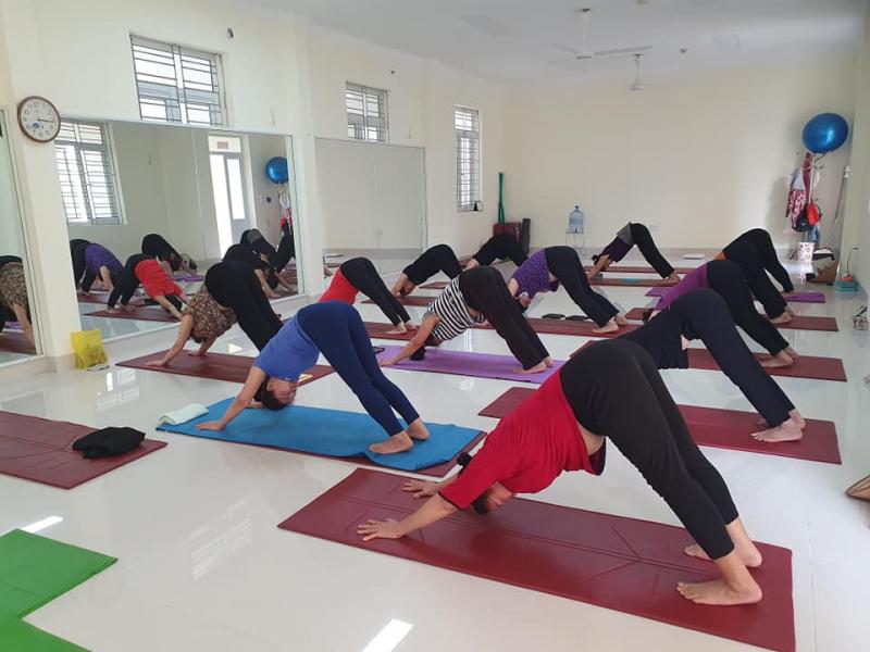 Haha Yoga