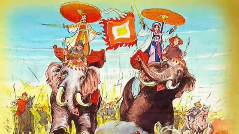Trưng Trắc - Vị vua đầu tiên và duy nhất của Việt Nam