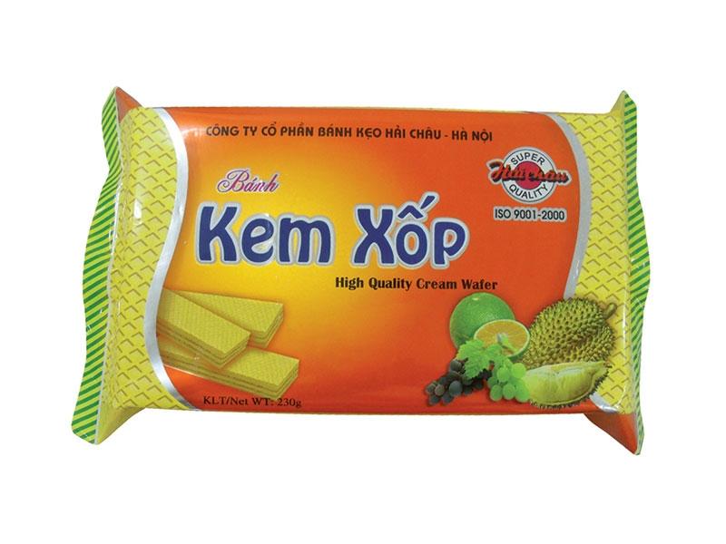 Bánh kem xốp Hải Châu