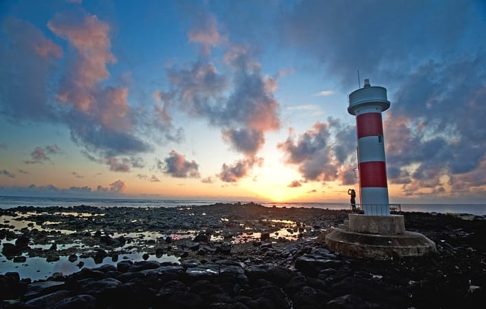 Đảo Lý Sơn còn được mệnh danh là đảo thần tiên của Việt Nam