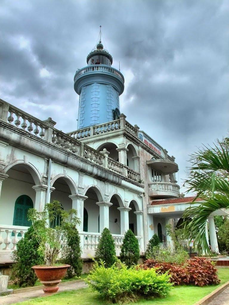 Ngọn hải đăng vẫn mang đến một vẻ đẹp hiện đại trong lối thiết kế