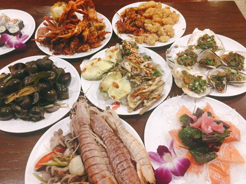 Hải Đăng Vương - Buffet Cua & Hải Sản