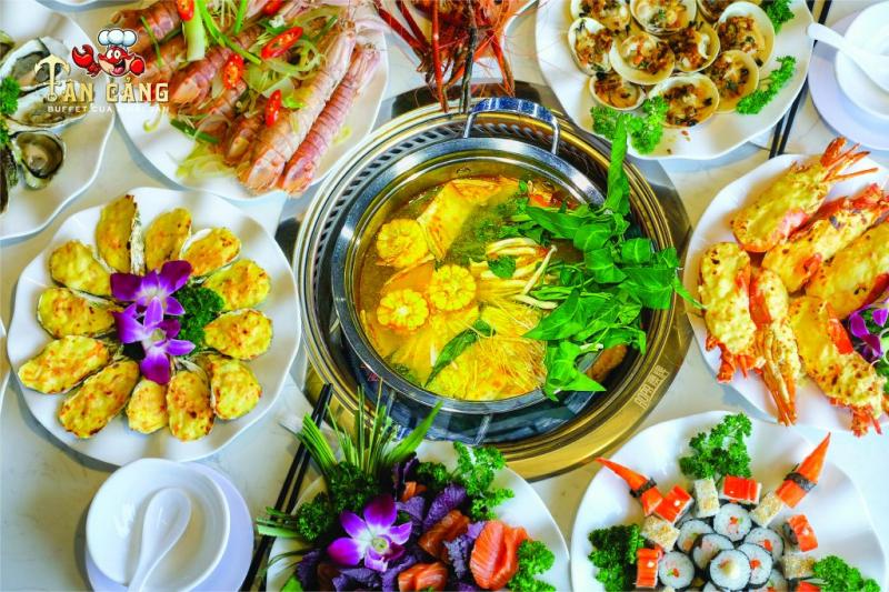 Hải Đăng Vương - Buffet Cua Và Hải Sản