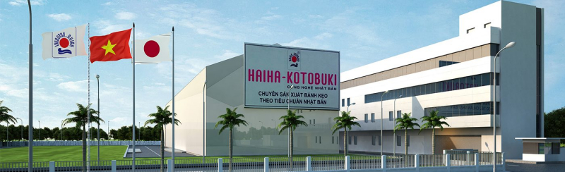Công ty Hải Ha - Kotobuki