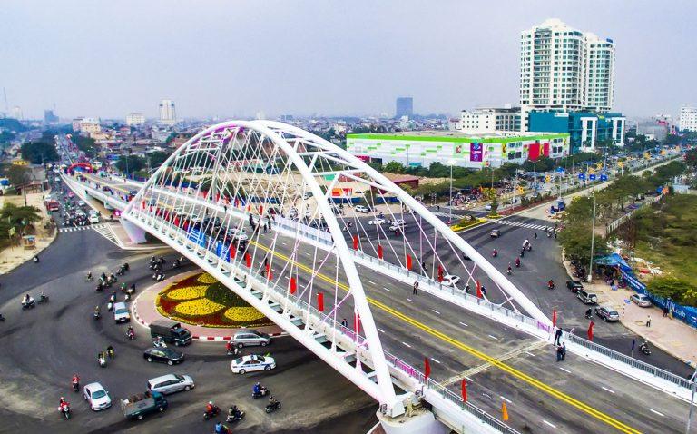 Hải Phòng một trong những thành phố lớn nhất Việt Nam