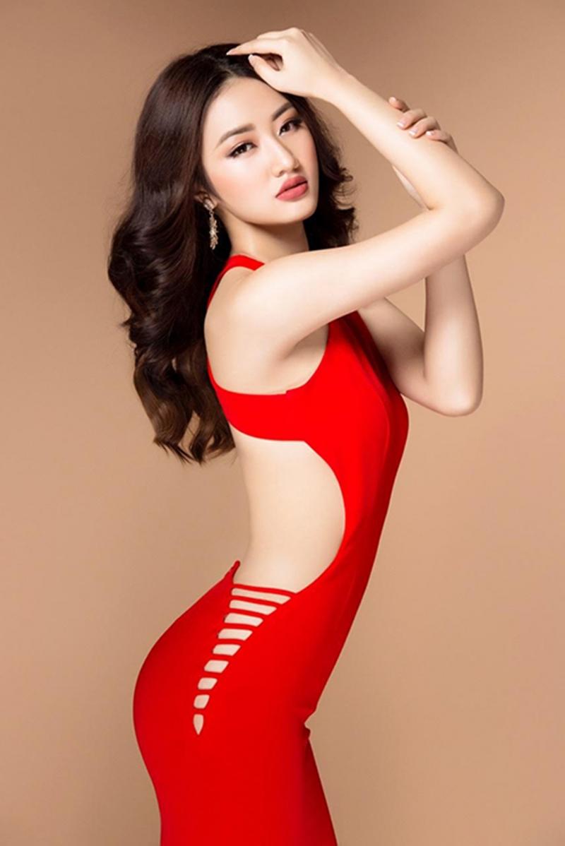 Hoa hậu Bản sắc Việt toàn cầu 2016 - người đẹp Trần Thị Thu Ngân