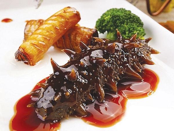 Hải sâm không chỉ có hương vị thơm ngon mà còn có giá trị dinh dưỡng vô cùng lớn