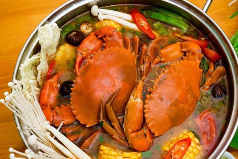 Top 6 nhà hàng hải sản ngon và chất lượng nhất tại Huế