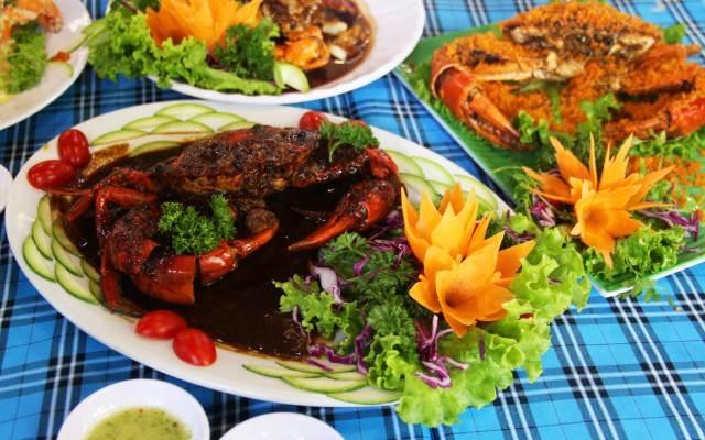 Hải Sản 5 Cua - Cua Biển Cà Mau