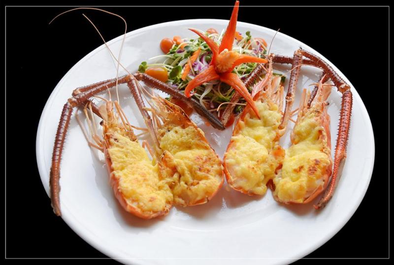 Hải Sản Dìn Ký - Hồng Hà