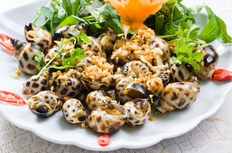 Hải sản Gành Hào là địa điểm ăn uống ở Vũng Tàu ngon nức tiếng