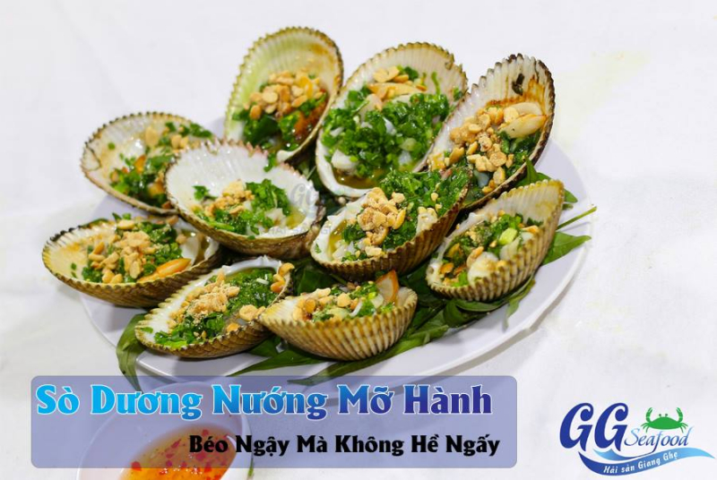 Hải Sản Giang Ghẹ