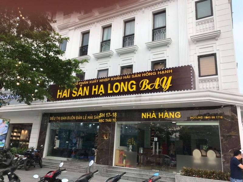 Nhà hàng Hải Sản Hạ Long Bay