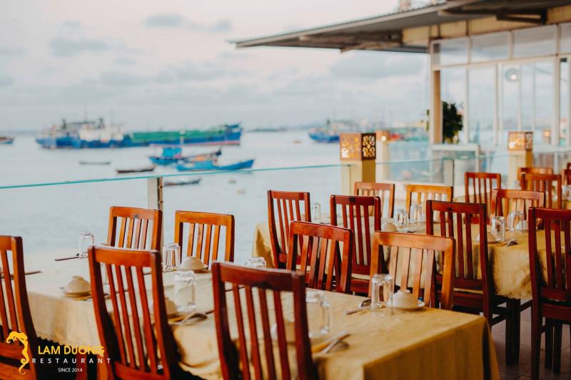 Hải sản Lâm Đường là một trong những địa điểm ăn uống ở Vũng Tàu ngon nức tiếng