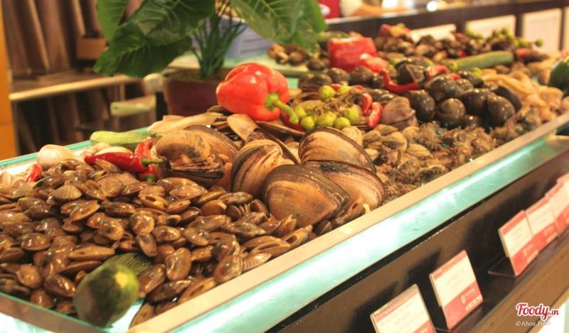 Những món hải sản thơm ngon nhất
