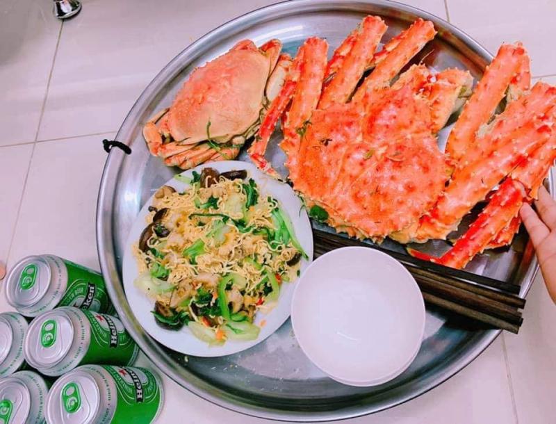 Hải Sản Sài Gòn - Phân Phối Sỉ & Lẻ KingCrab