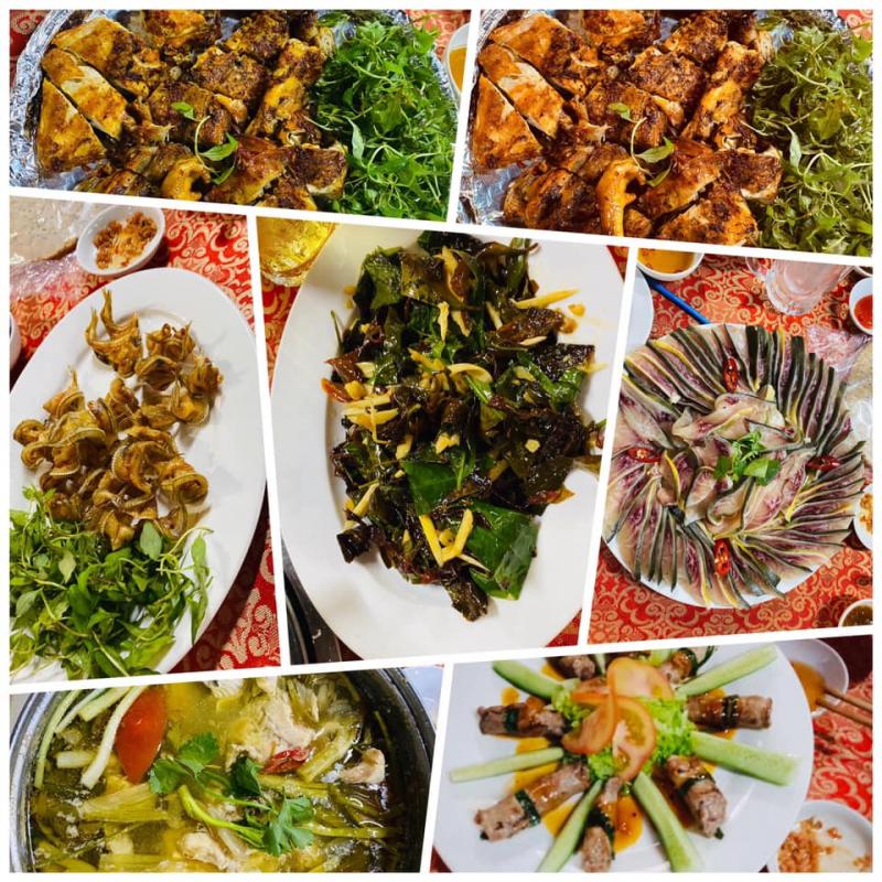 Nhà hàng Tân Hoa Viên