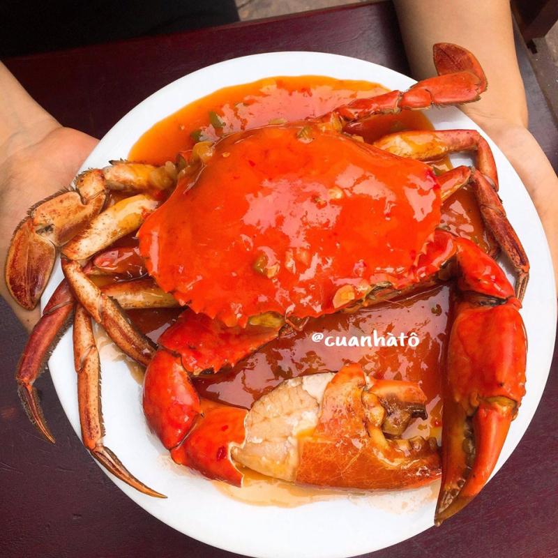 Hải Sản Tomato - Nguyễn Thị Định