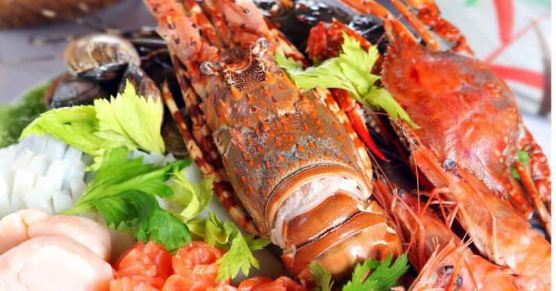 Top 10 nhà hàng hải sản được yêu thích nhất tại Đà Nẵng