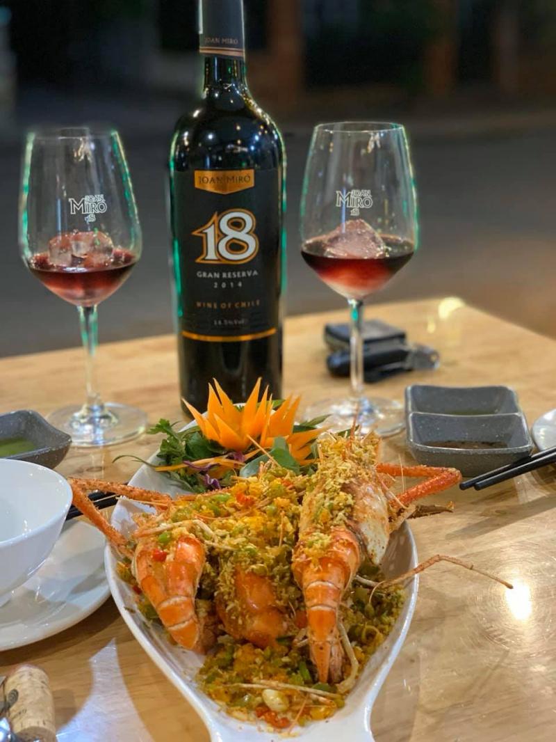 Top 5 nhà hàng hải sản ngon nổi tiếng tại quận 2, Tp. HCM