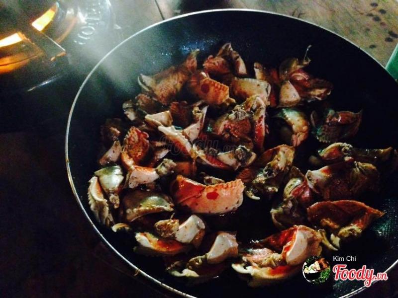 Hải sản và nướng Leng Keng