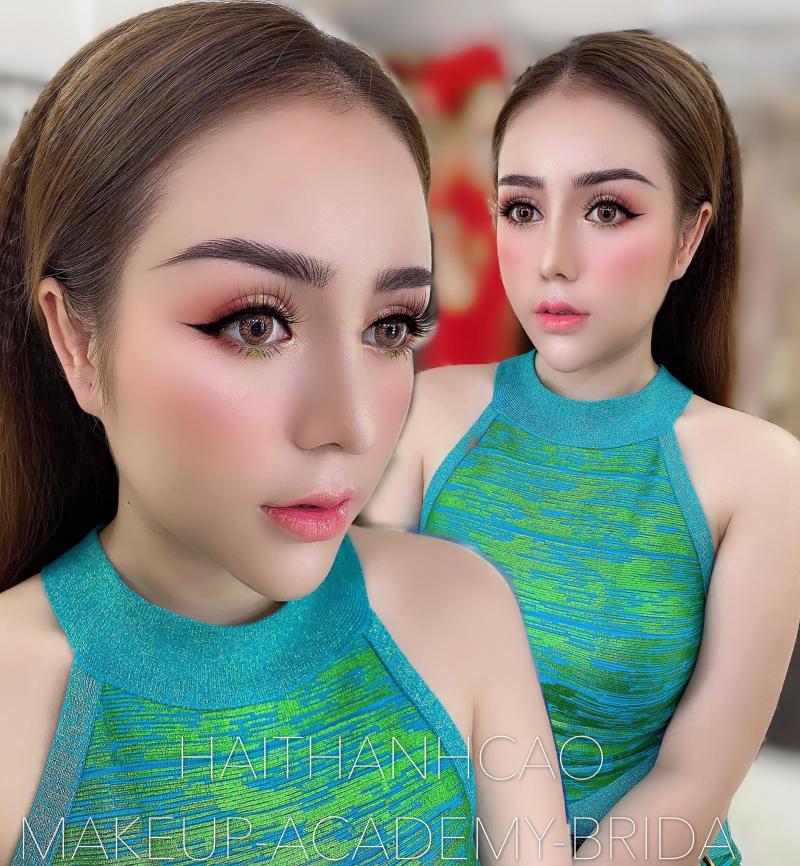 Hải Thanh Cao make up