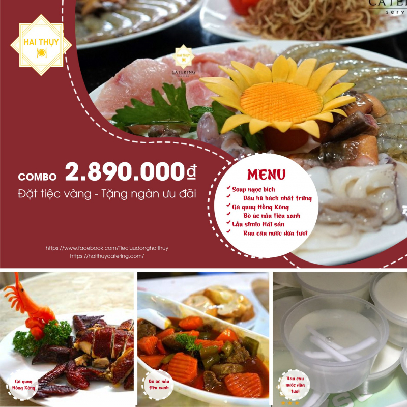 Hai Thụy Catering