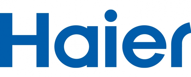 Logo thương hiệu máy giặt Haier