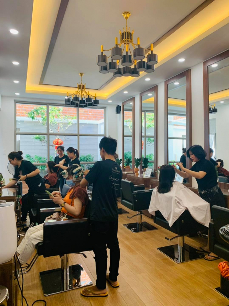 Hair Beauty Salon Hoa Việt