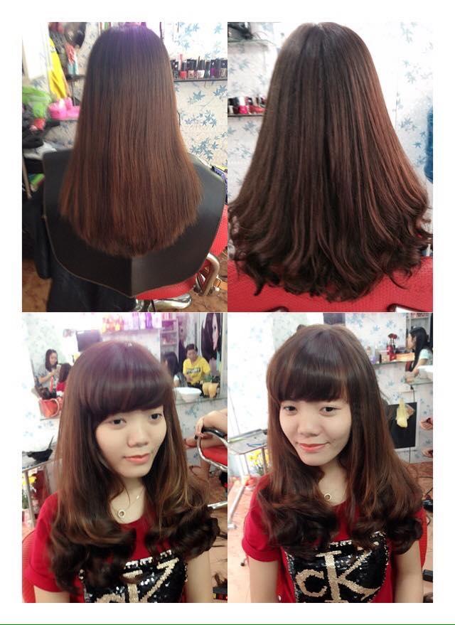 Hair Salon Ấn Tượng
