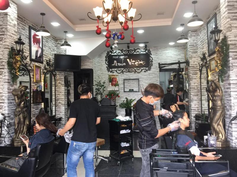 Hair Salon Anh Việt
