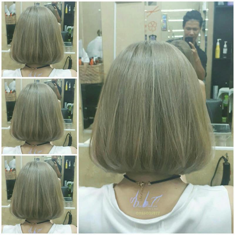 Hair salon Bin Bin Tóc là nơi nững mẫu tóc đẹp được lên ngôi