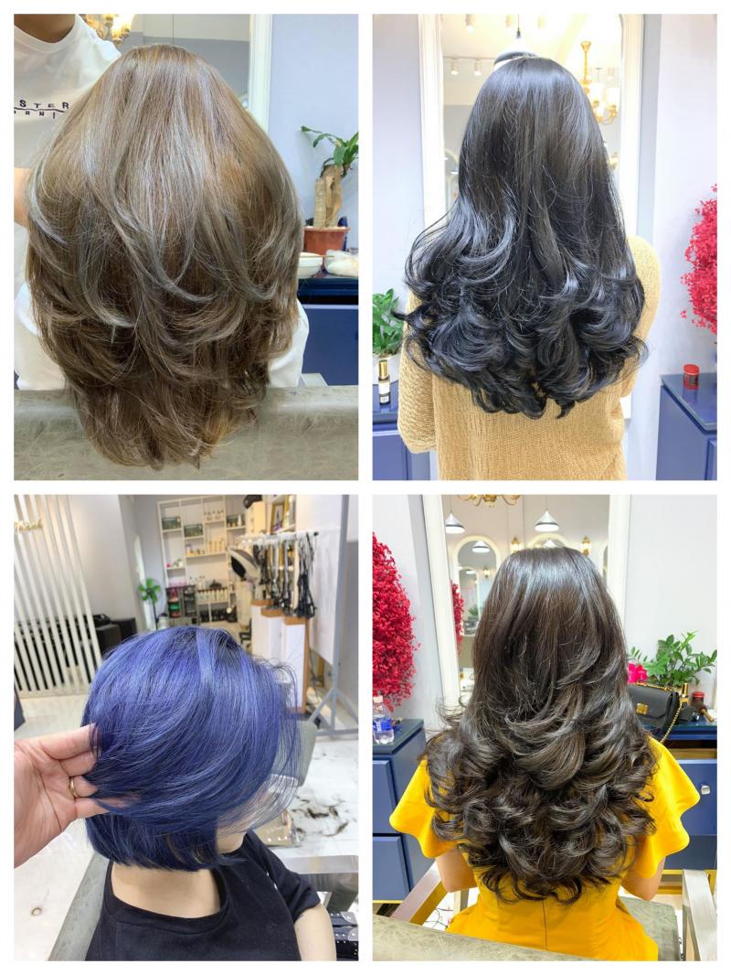 Top 10 Salon làm tóc đẹp và uy tín nhất ở Huế