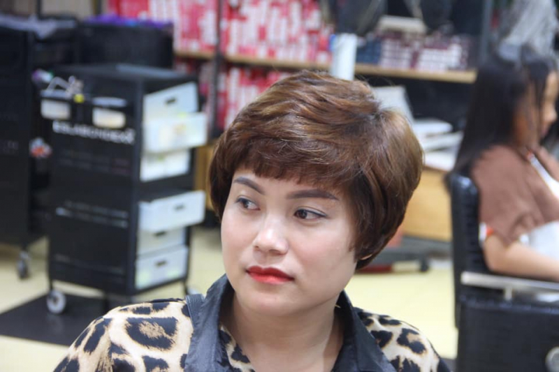 Hair salon Cảnh Kỳ