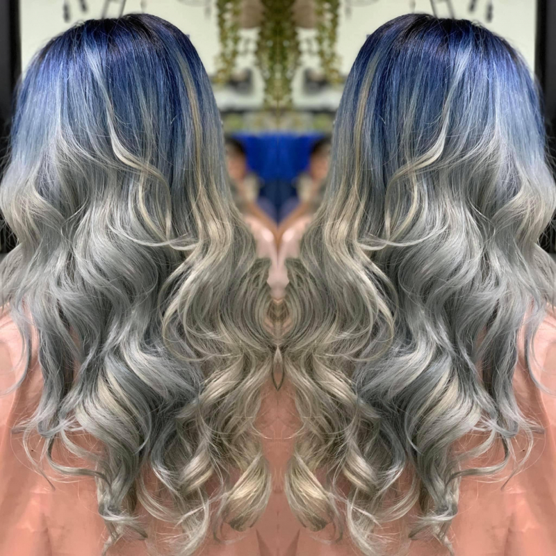 Hair Salon Chế chuyên cung cấp các dịch vụ cắt, uốn, duỗi, nhuộm, nối tóc.