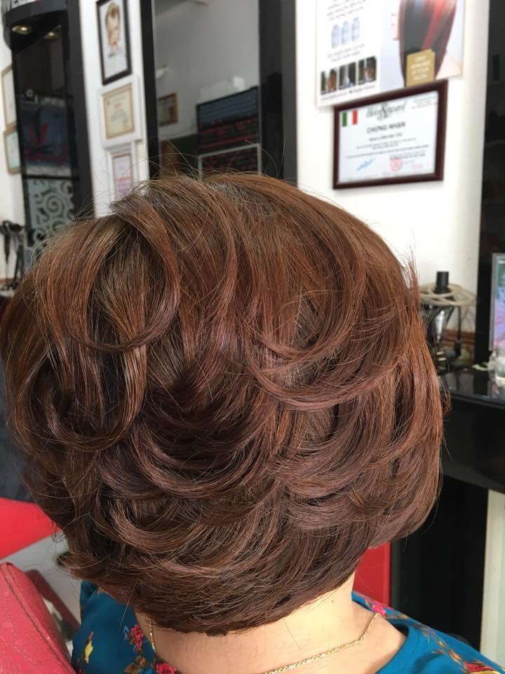 Hair Salon Dũng Lãnh Địa Tóc