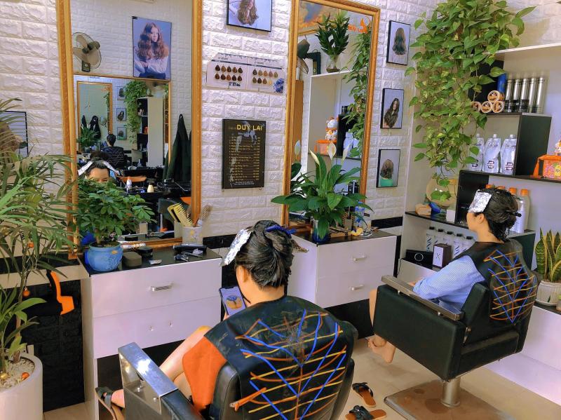 Hair Salon Duy Lai