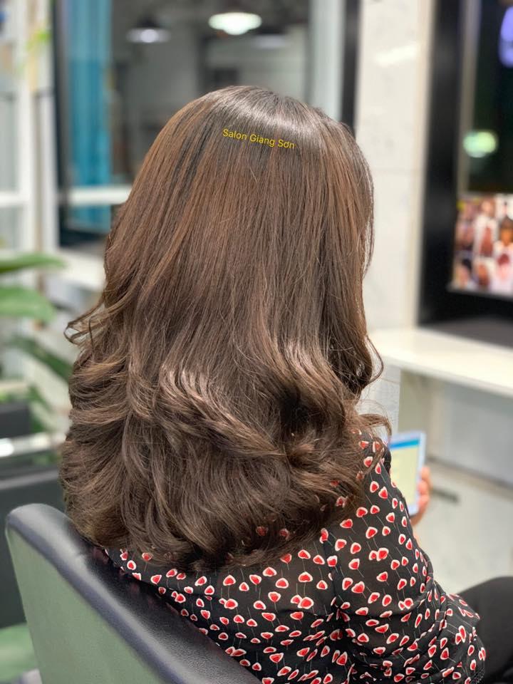 Hair Salon Giang Sơn